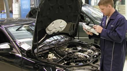 техническое обслуживание машины после обкатки