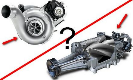 чем отличается компрессор от турбины