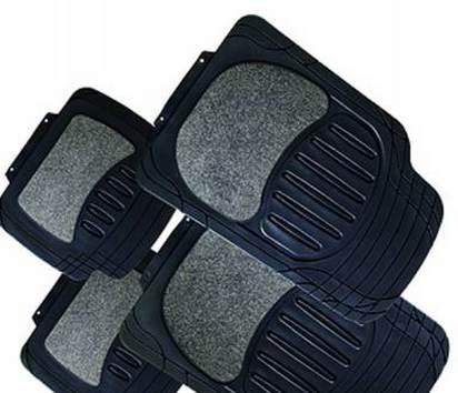 Выбор автомобильных ковриков - советы