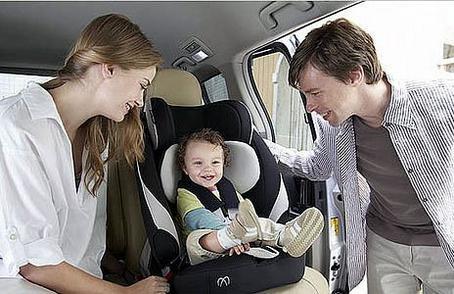 примерка устройства в автомобиле