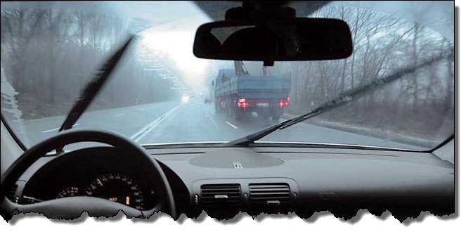 запотевают стекла в автомобиле