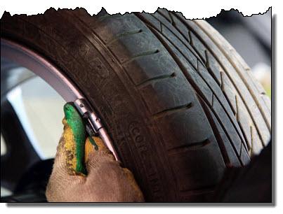 грузики для балансировки колес