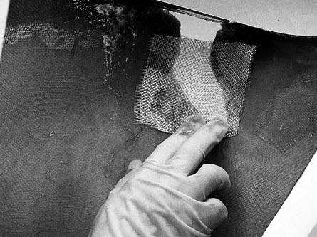 ремонт царапин и трещин на пластике автомобиля