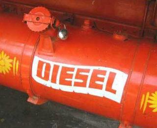 автомобильное дизельное топливо