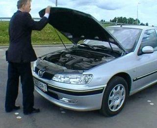 проверка автомобиля перед выездом