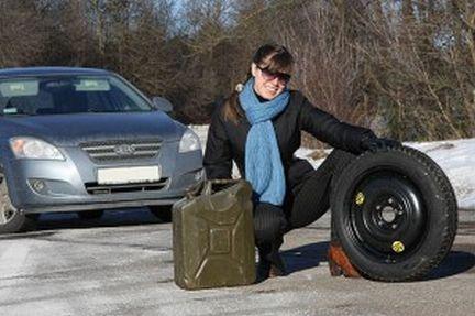 дальняя поездка проверить авто
