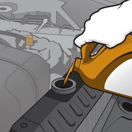 промывка радиатора автомобиля