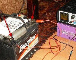 как подключать зарядное устройство