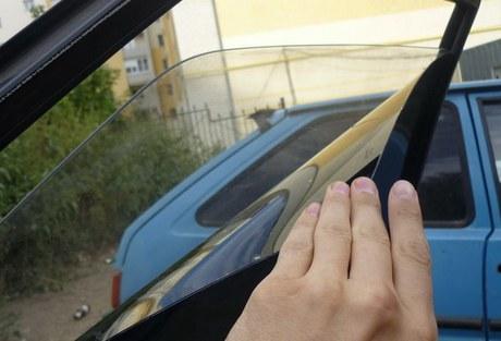 Как сделать тонировка своими руками