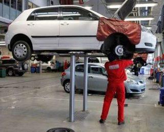 обслуживание автомобиля не экономь