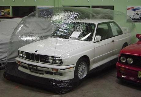 законсервированное авто