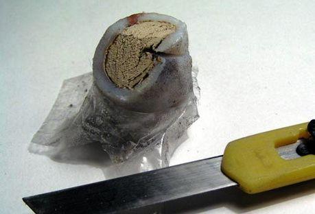 использование холодной сварки