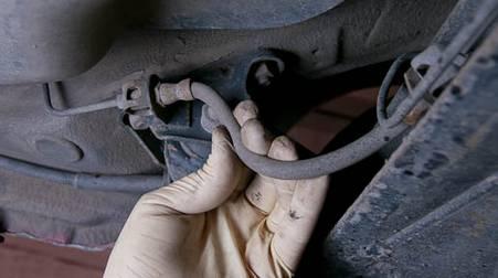 техническое обслуживание тормозной системы автомобиля