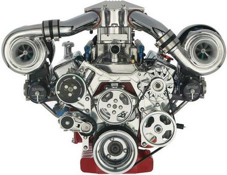 параллельная система twin turbo