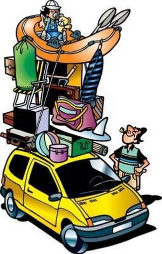 самостоятельные путешествия на автомобиле
