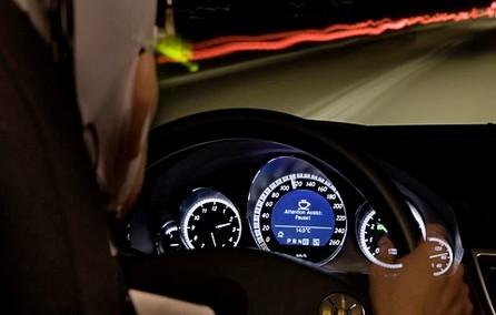 система контроля усталости водителя