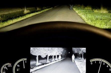 ночное видение системы