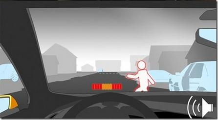 porsche система обнаружения пешеходов