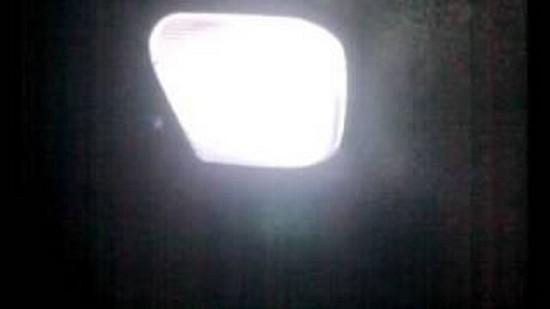 плафон освещения