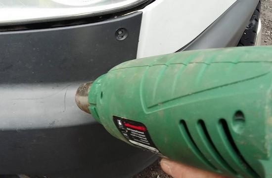 ремонт термофеном