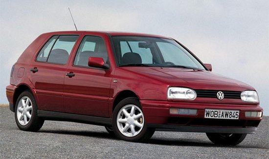 фото volkswagen-golf-3
