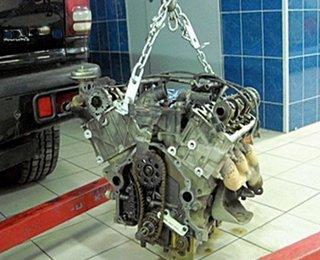 фото ремонта машины