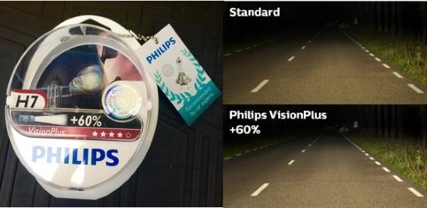 фото Plus +60% 3. PHILIPS Vision