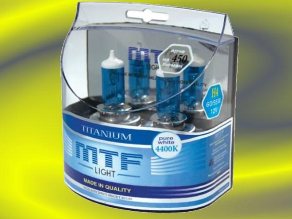 фото MTF Light Titanium H4
