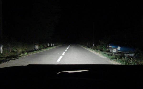 ночной тест