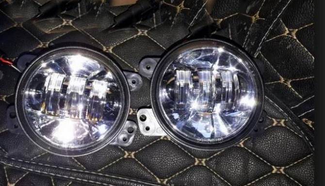 светодиодная оптика